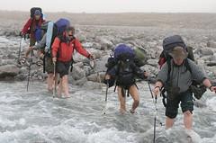 bfn-28 (Paul Nunatak) Tags: canada hiking polarbear nunavut baffinisland clyderiver pondinlet samfordfiord swissbay