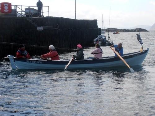 Seil skiffs