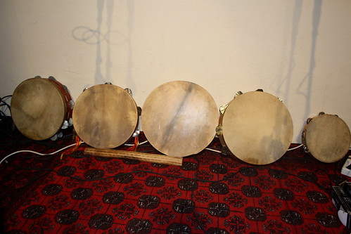 Frame Drums 10 - Tamburello (of Massimiliano Passante)