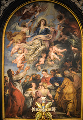Peter Paul Rubens - Assumption of the Virgin, 1626 at Cathedral of Our Lady (Onze-Lieve-Vrouwekathedraal) - Antwerp Belgium (mbell1975) Tags: our art church dutch museum lady painting de religious paul golden europa europe museu christ cathedral belgium belgique lieve dom fine arts belgië kathedrale catedral kirche grand chapel musée musee m notredame virgin cathédrale peter age belgian antwerp museo masters notre dame flemish rubens eglise antwerpen muzeum amberes assumption cathedrale kathedraal 1626 onze danvers kirke kapelle beauxarts müze onzelievevrouwekathedraal liebfrauen vrouwekathedraal liebfrauenkathedrale flemishregion museumuseum