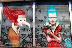 2013 Upfest Bristol - Graffiti Art by Graffiti Artist: Sokar Uno    {Explore - 28/07/2013 - Highest Position 1} (Andy_Hartley) Tags: streetart bristol mural grafitti wallart explore spraycan grafittiartist flickrexplore 2013 sokar urbanpaintfestival mygearandme sokaruno vigilantphotographersunite vpu2