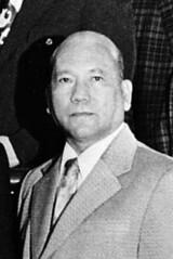 Senator Adrian C. Sanchez, 1973