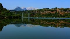Ponte sul Cedrino (lele orpo) Tags: river sardinia gh1 cedrino neulè ecoparco