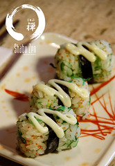 SHABU ZEN - SUSHI MENU (raw photoworks) Tags: new menu zen semarang shabu