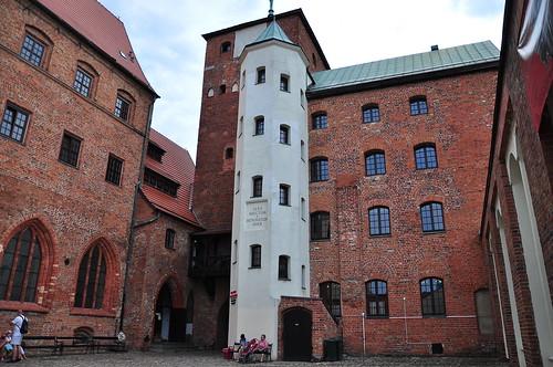 Pomeranian Dukes' Castle in Darłów 4