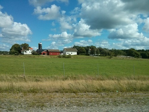 Swedish Farmhouses
