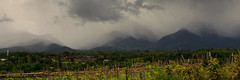 Pai Mountain downpour (Tristan Rayner) Tags: storm mountains wet rain clouds rural forest season thailand highlands farm country jungle monsoon fields farms thunder downpour asiatrip project52