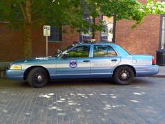 Seattle PD_1689 (pluto665) Tags: car squad cruiser patrol copcar p71 policeinterceptor cvpi