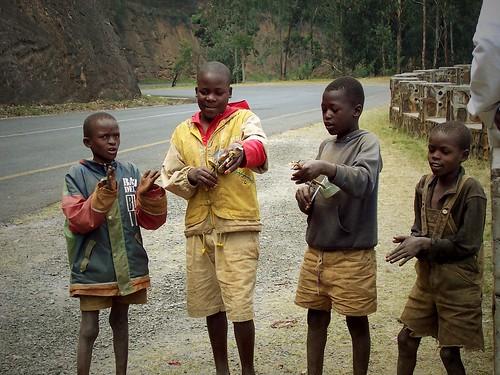Quelque part au Rwanda