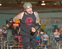 Harvest (double) Crunch-coed invitational-27 (Mike Trottier) Tags: canada rollerderby can saskatchewan princealbert pard theoutlaws miketrottier princealbertrollerderby coedinvitational