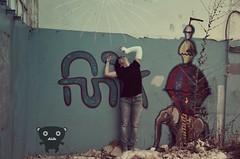 I (Airiah) Tags: portrait selfportrait nikon ruins break hand likeness