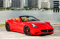 Exclusive Motoring Ferrari California (Exclusive Motoring) Tags: california photography miami ferrari exotic neice worldwide raymond custom luxury exclusive motoring savini
