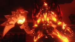 Flaming Balrog  ... (tend2it) Tags: game texture monster pc screenshot xbox v pack rpg immersive elder demon creatures flaming oblivion mods balrog realm enb dlc scrolls ps3 deadlands daedric kenb secv oblivian daedra skyrim sweetfx dremora tesv