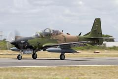 FAE1022_A-29ASuperTucano_EcuadorAF_NAT [Explored] (Tony Osborne - Rotorfocus) Tags: brazil natal ecuador force air flight super embraer tucano ecuadorian a29 2013 cruzex