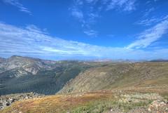 Rocky Mountain National Park (Daniel J. Mueller) Tags: road park usa mountains clouds landscape colorado rocks continental national rockymountain rockymountains hdr divide d800e vision:mountain=0836 vision:outdoor=099 vision:sky=099 vision:clouds=0986 vision:ocean=053