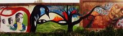 Atentado Choroyes (Felipe Smides) Tags: streetart mural pintura valdivia sapiens muralismo mañuco smides felipesmides niconoclasta