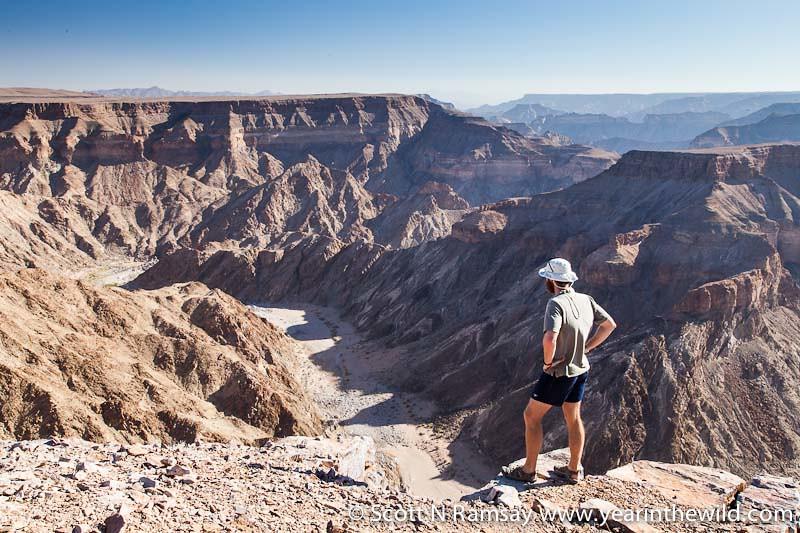 Ai-Ais National Park - Namibia