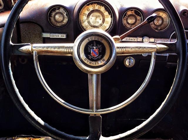buick superdynaflow 84230miles