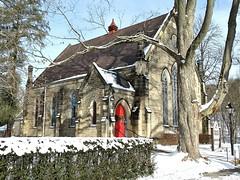 Pennsylvania | Edgeworth (e r j k . a m e r j k a) Tags: church shadows pennsylvania january explore anglican allegheny i79pa edgeworth upperohiovalley pa65 erjkprunczyk