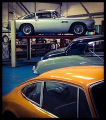Aston Bentley Porsche (CY2010) Tags: classic cars three martin 911 porsche series db4 bentley aston cy2010