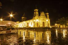 Iglesia Guadalupe (Zsuzsa Poór) Tags: city reflection iglesia ciudad granada nicaragua centralamerica canonistas canoneos7d reflectsobsessions