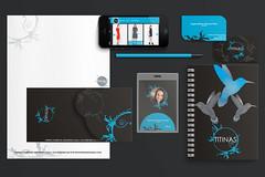 stationary 3 (Camilo Patio G.) Tags: letter cdcover brochure agenda companyid businessletterhead bussinescard stationerydesign forlder