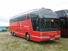 Showbus 2013 (Foxyrider1) Tags: mercedes coaches starliner neoplan showbus