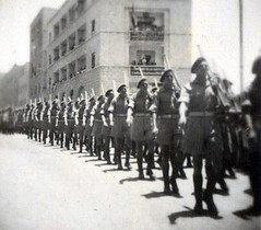 Image titled Kings Birthday Parade Jerusalem RAF Regiment 1945