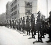 Kings Birthday Parade Jerusalem RAF Regiment 1945
