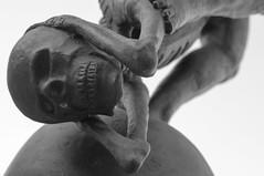 Monday Face (MR-Fotografie) Tags: hallesaale brunnen fountain brühmann monday face montags gesicht nikon d90 nikkor 50mm 18d mrfotografie explore