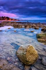 (RBXposure) Tags: sunset beach rocks wideangle tokina algarve ultrawideangle 1116mm