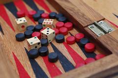 Backgammon (FotoDB.de) Tags: holz wrfel spiel backgammon