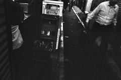 After Hours (azri zainul) Tags: blackandwhite bw film monochrome japan analog japanese tokyo shinjuku documentary fujifilm grayscale rodinal ilford bnw ilforddelta3200 filmphotography blackandwhitefilm fixedlens omoideyokocho documentaryphotography ro9 fujifilmklassew azrizainul wwwfacebookcomazrizainulphotos