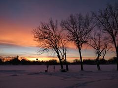 Sunrise (deu49097) Tags: winter sunrise