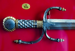 15th century sword (Arutemu) Tags: england london europe european arms unitedkingdom medieval armor weapon sword armour renaissance weapons