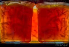 Jars of Seville (chrispenfold) Tags: nottingham orange cooking fruit rind seville homemade jar jam nottinghamshire marmalade chunky boiling notts