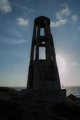 Faro (rigel_85) Tags: sardegna sea sky italy lighthouse seascape faro italia mare sardinia sulcis calasetta mangiabarche