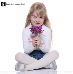 child with flowers (Francesco Carta) Tags: blue red summer portrait people italy white plant flower colour cute green nature stockings girl beautiful beauty childhood smiling vertical youth studio easter square photography kid spring eyes holding nikon colorful sitting child purple little background fulllength young longhair happiness fresh petal whitebackground blond footwear attractive innocence bunch bloom summertime studioshot bouquet botany arrangement isolated oneperson springtime gettyimages frontview blooming caucasian tempio d300 crosslegged blondhair bowens lookingatcamera childrenonly onegirlonly purplecolor olbiatempio francescocarta 45yearscasual