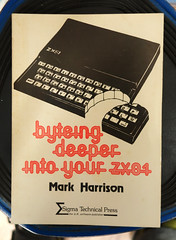 byteing deeper (smallritual) Tags: computer bristol 1981 manual sinclair zx81 coding