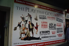 The Play that Goes Wrong Poster (CoasterMadMatt) Tags: street uk greatbritain winter england west london english westminster poster outside photography nikon comedy exterior play theatre photos unitedkingdom britain south united great january kingdom humour east advertisement wrong catherine photographs advert posters area gb end production goes borough british southeast westend theatres duchess humourous nikond3200 2015 cityofwestminster catherinestreet d3200 londonborough londontheatre londontheatres duchesstheatre coastermadmatt london2015 january2015 theplaythatgoeswrong coastermadmattphotography playthatgoeswrong