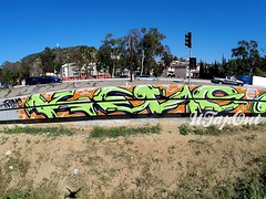 KENO (UTap0ut) Tags: california art cali graffiti la los paint angeles socal cal graff utapout