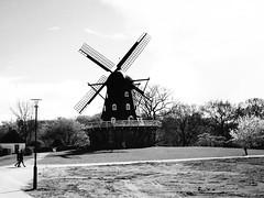 Shall we meet you by the windmill? (Mr Exploding) Tags: 2005 windmill skåne sweden sverige malmö malmo scania slottsparken slottsmöllan thecastlepark