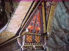 Torajan Funeral Box