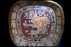 maya schaal dos pilas guatemala 01 ad 710-730 (drents museum assen 2016) (Klaas5) Tags: art ceramics guatemala kunst exhibition expositie tentoonstelling keramiek drentsmuseum mayaexhibition picturebyklaasvermaas