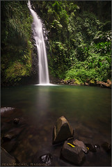 A piece of Heaven (Jean-Michel Raggioli) Tags: forest waterfall rainforest martinique caribbean fortdefrance ourplanet