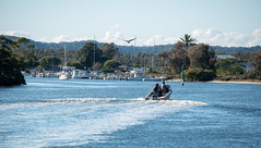 Woy Woy Waterfront (Merrillie) Tags: sea seascape nature water landscape boats outdoors photography bay boat nikon marine scenery australia estuary nsw newsouthwales centralcoast channel waterscape woywoy d5500 nswcentralcoast centralcoastnsw