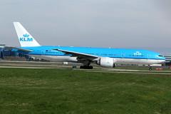 """Klm Airlines""""Borobudur""""PH-BQB (shumi2008) Tags: boeing klm airlines 777 yyz 777200er b772"""