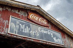 Manuel's Cajun Country Store (Mr. Pick) Tags: sign tn market tennessee country coke manuel milton abe cajun manuels countrystore rutherfordcounty