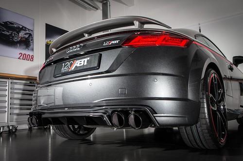 Audi TTS 120 Years Edition от ABT Sportsline