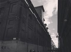 Architektur (alessandrasodero) Tags: torino italia architektur palazzo turin biancoenero vecchio carcere cartafotografica2016 kulturtage2016